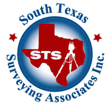 South Texas Surveying Associates Logo PNG New 6